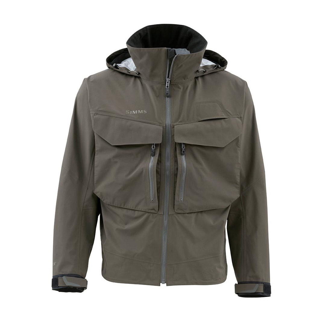G3 GUIDE JACKET DARK OLIVE