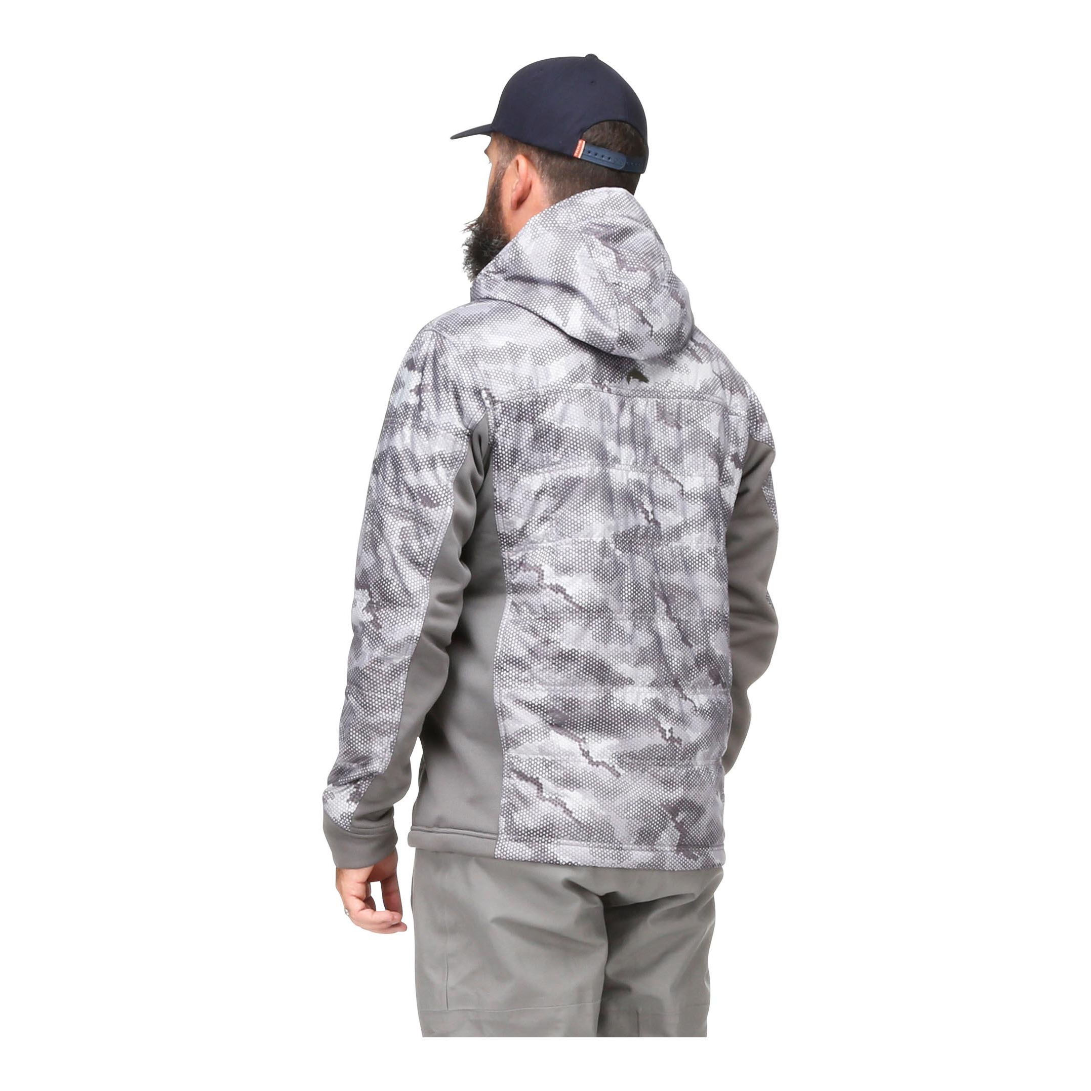 KINETIC JACKET HEX CAMO BOULDER 3