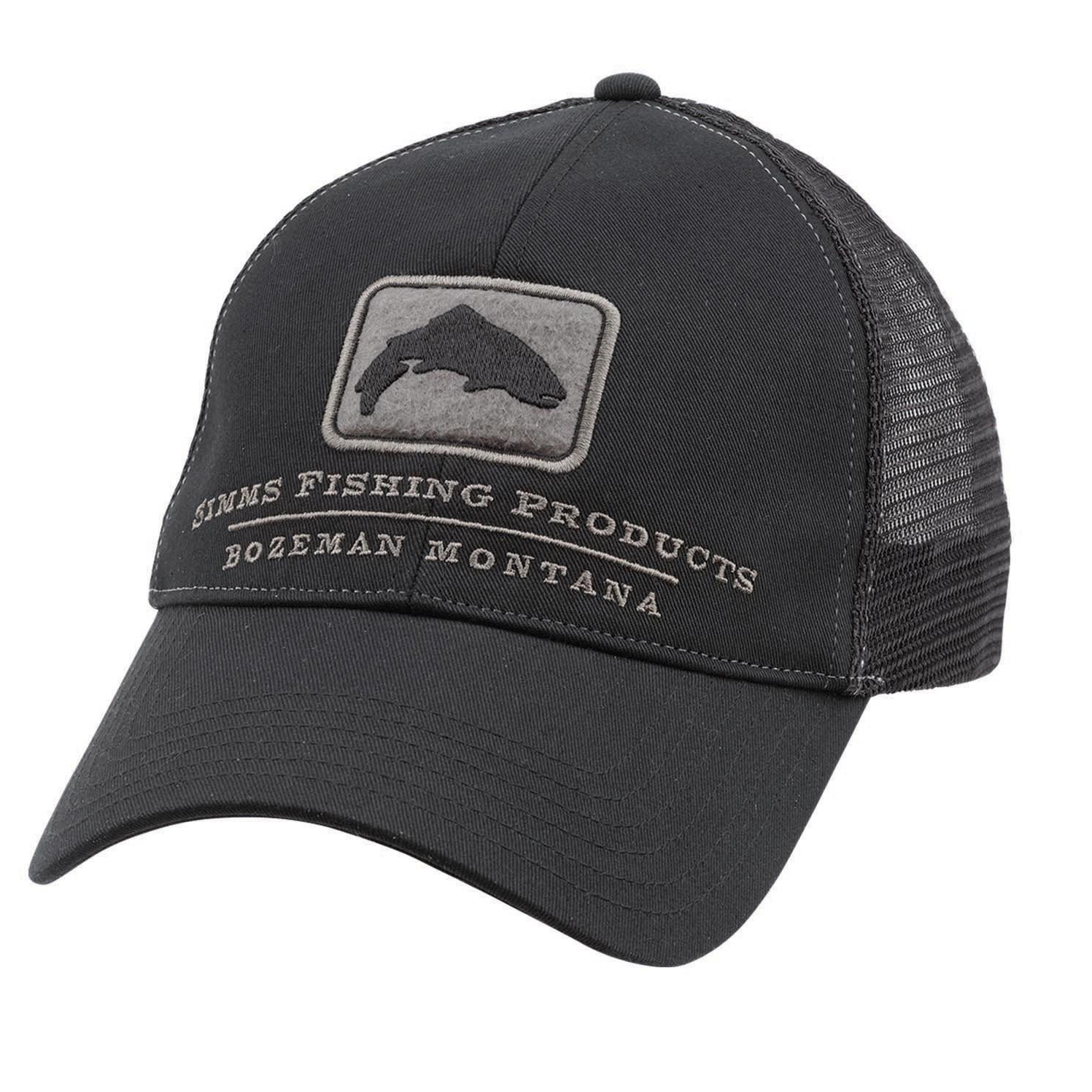 TROUT TRUCKER BLACK