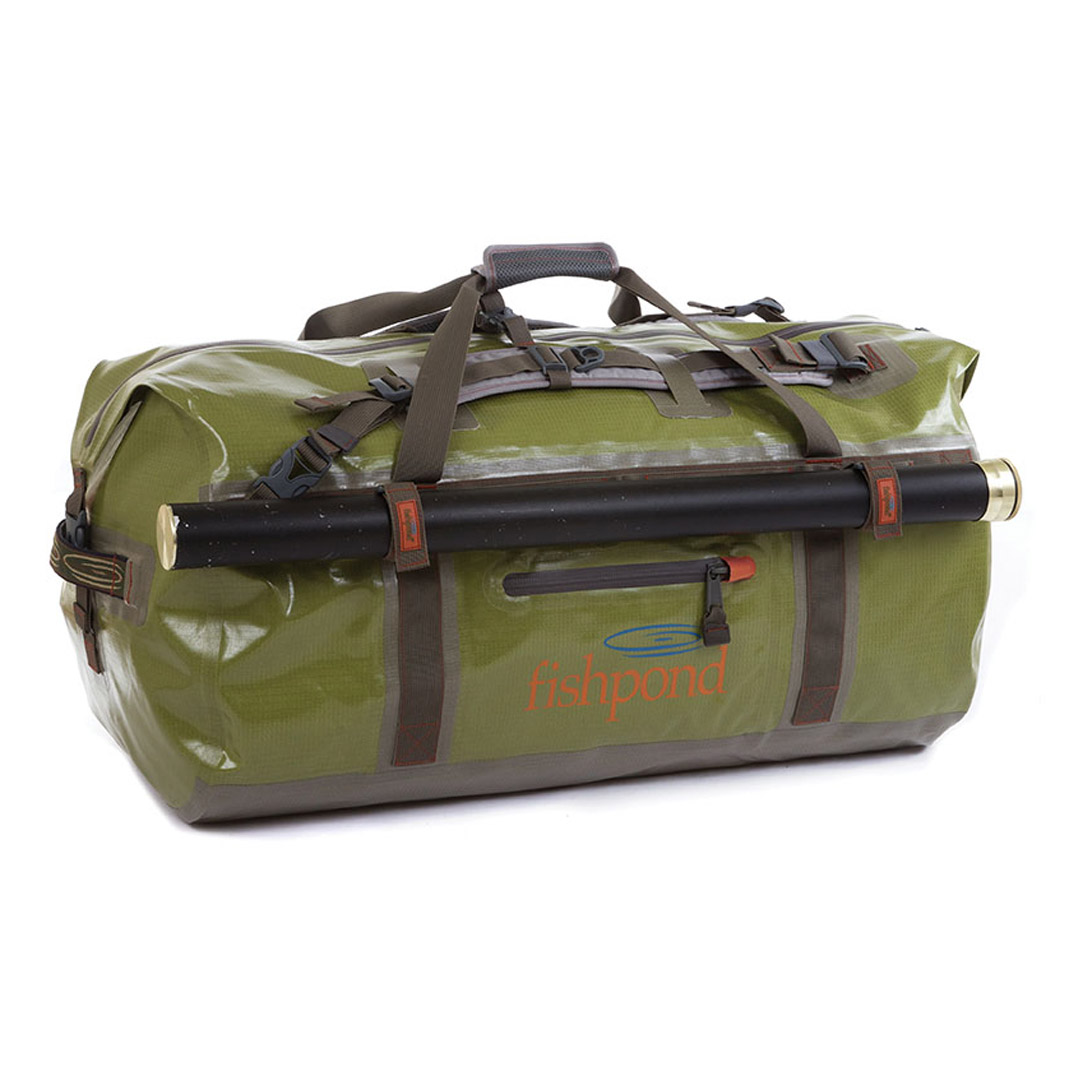 Westwater Large Zippered Duffel 2