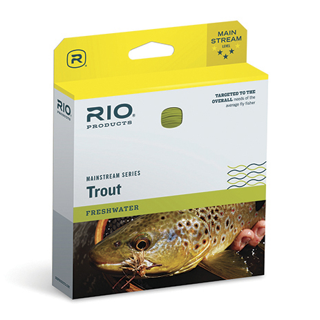 MAINSTREAM TROUT FLOATING