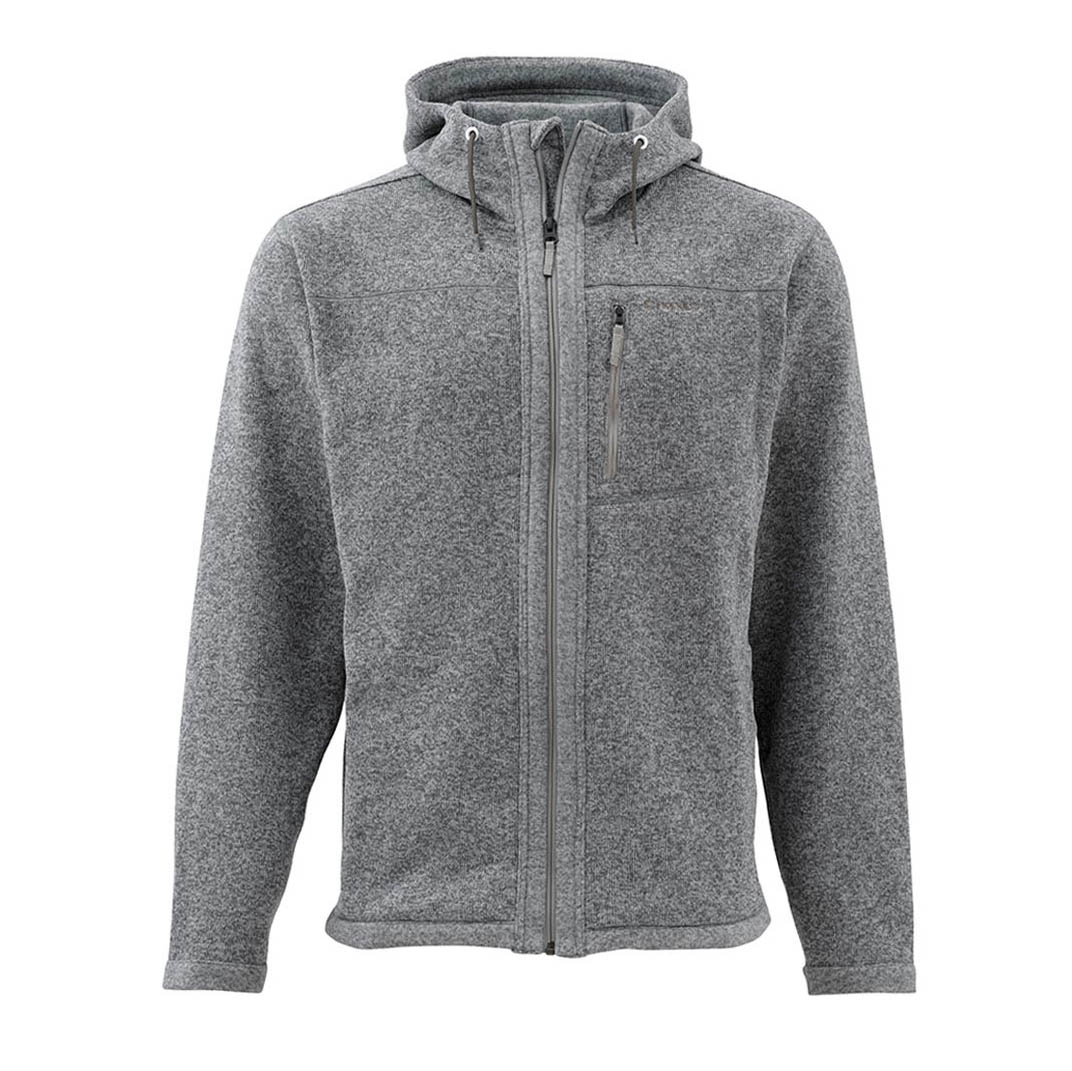 RIVERSHED HOODY FULL ZIP