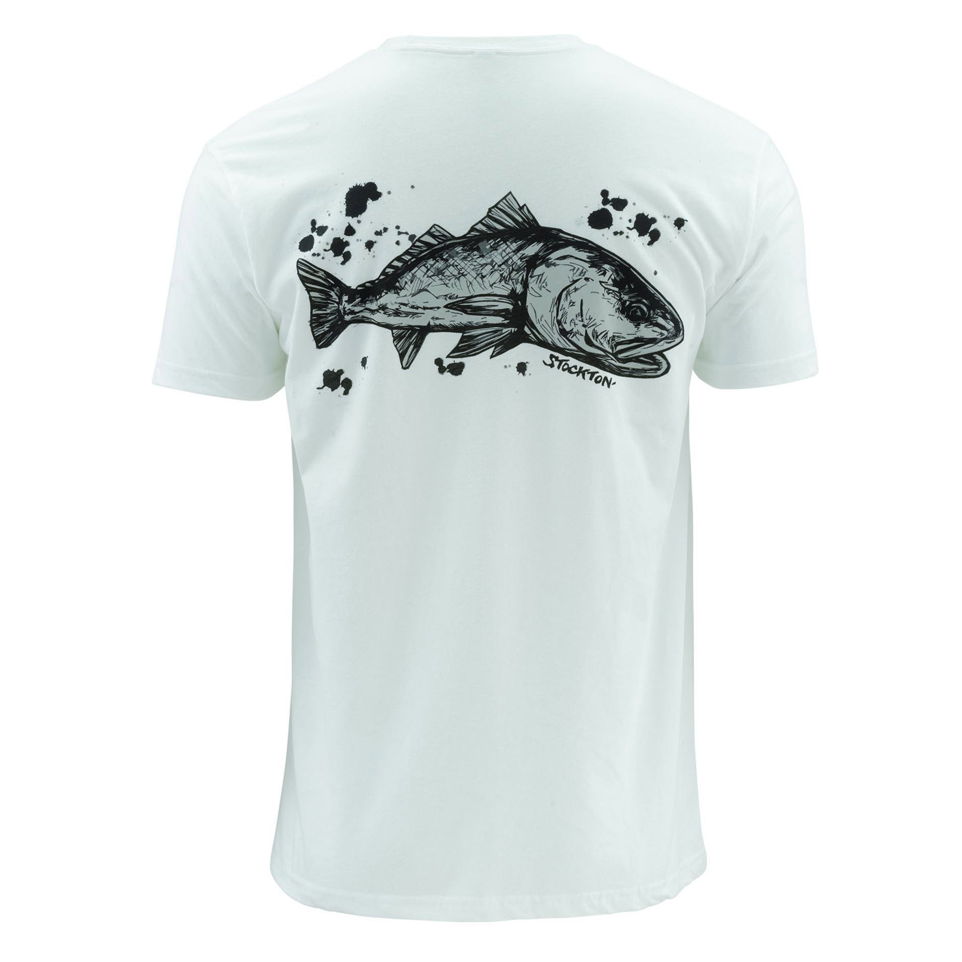STOCKTON REDFISH T-SHIRT