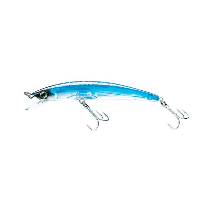Crystal 3d Minnow Sinking 13 Cm. Blue Mackerel