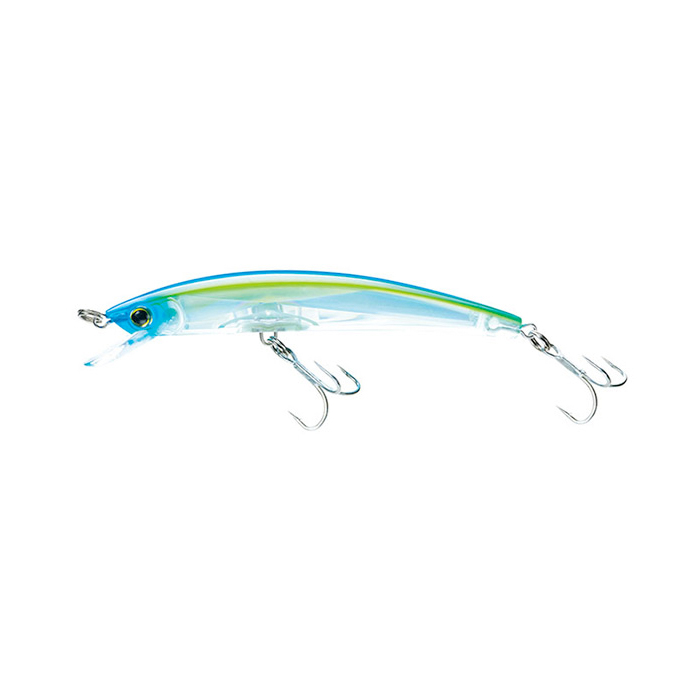 Crystal 3d Minnow Sinking 9 Cm. Blue Yellow