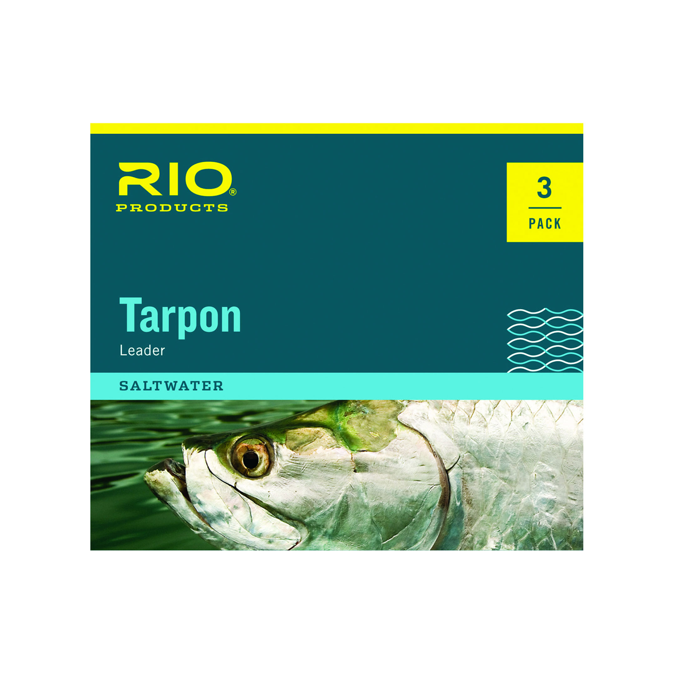 TARPON LEADER 3 Pack