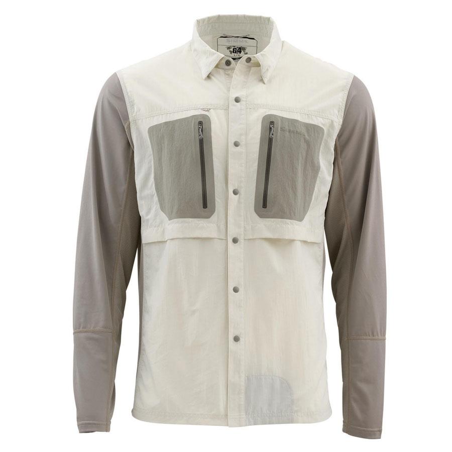 GT TriComp LS Shirt Bone
