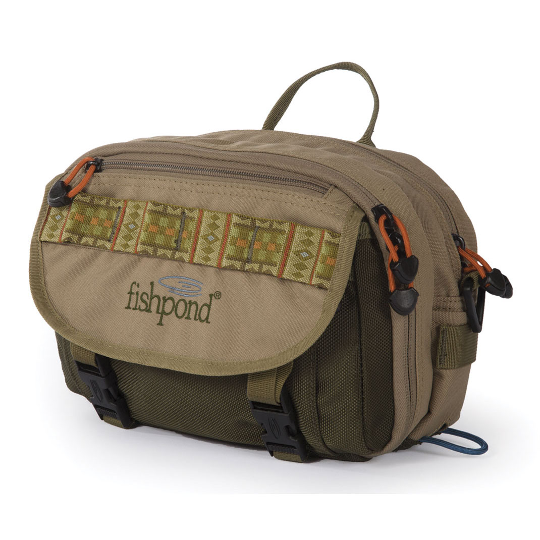 BLUE RIVER CHEST-LUMBAR PACK