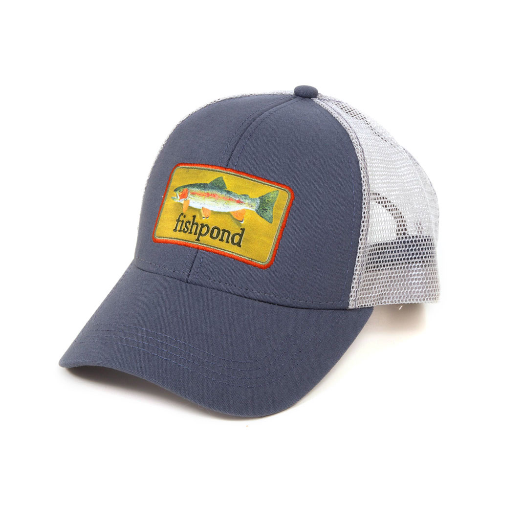 Rainbow Trout Trucker Hat