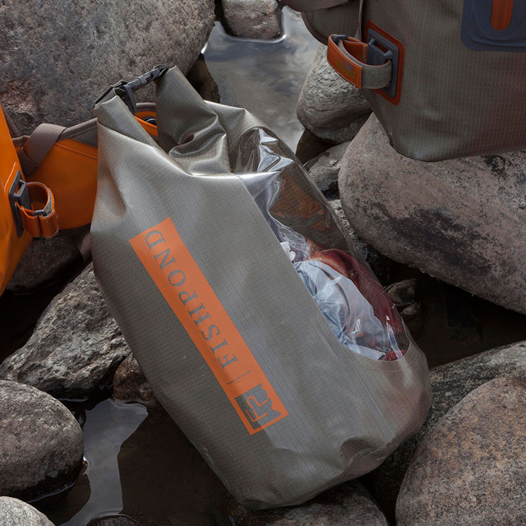 WHITEWATER ROLL TOP DRY BAG 2