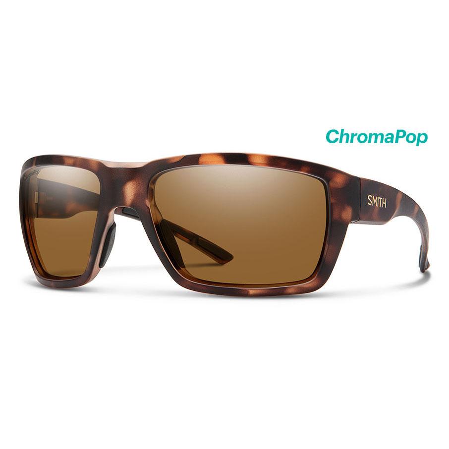 Matte Tortoise ChromaPop PLUS Polarized Brown