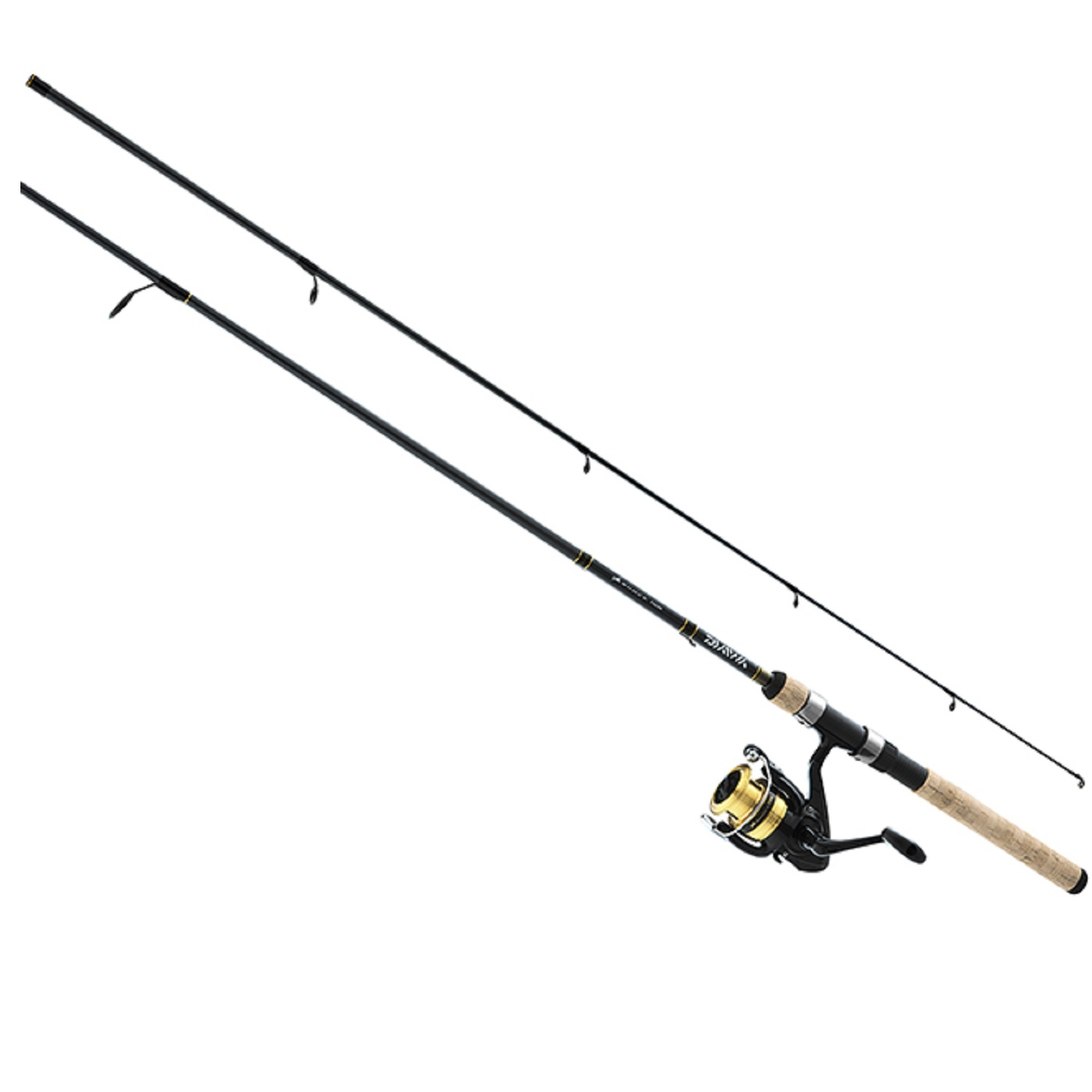 Daiwa D-Shock DSK FW Spin PMC 2 Pieces DSK40-B/F702H