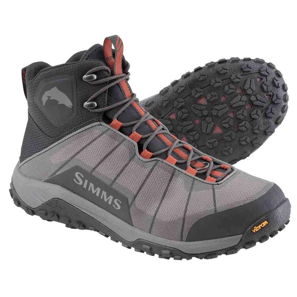 FLYWEIGHT WADING BOOT – RUBBER SOLE