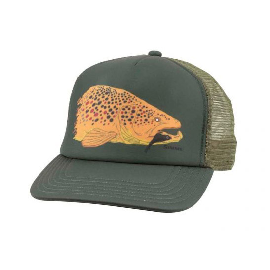 KYPE JAW TRUCKER HAT