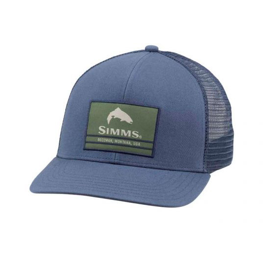 ORIGINAL PATCH TRUCKER HAT