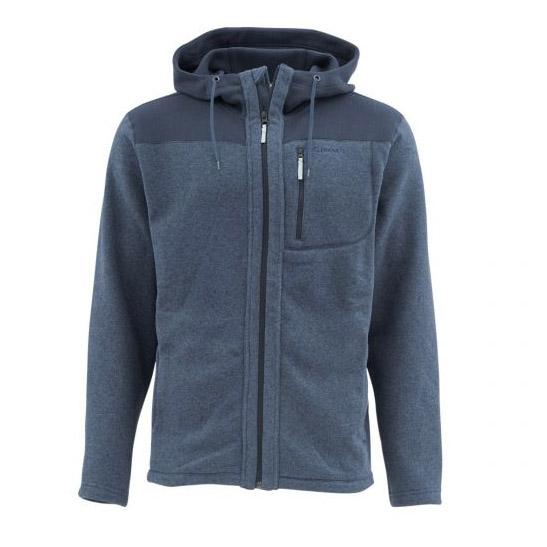 RIVERSHED FLEECE HOODY – FULL ZIP