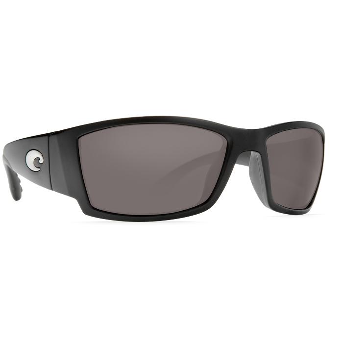 Corbina Matte Black Gray 580P