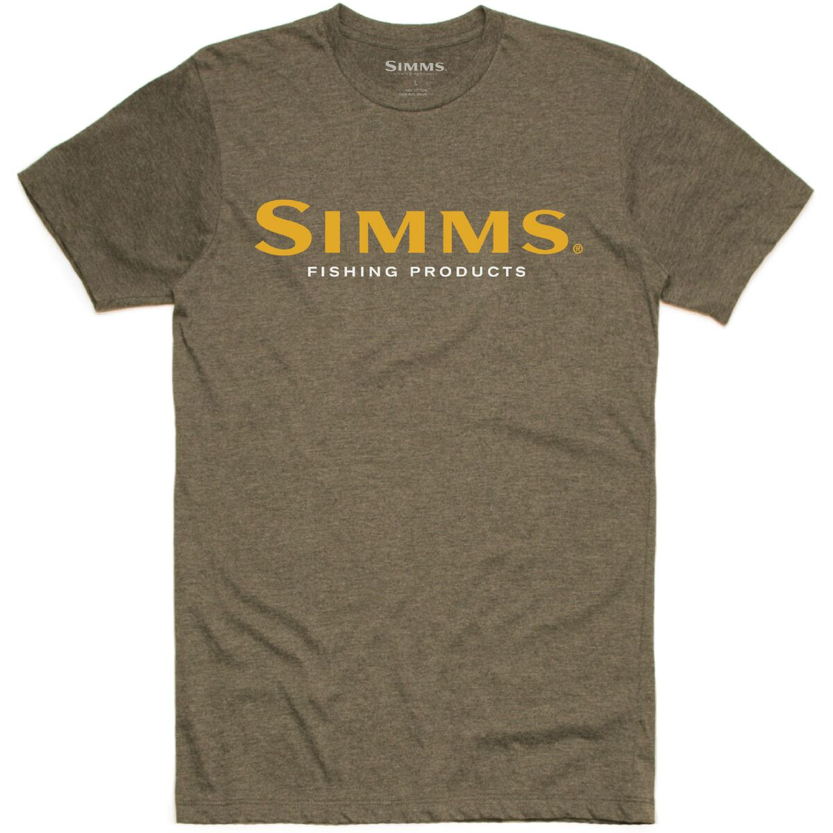 SIMMS LOGO OLIVE