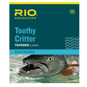 TOOTHY CRITTER LEADER