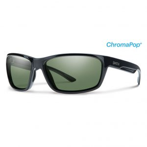 Redmond Black ChromaPop PLUS Polarized Gray Green