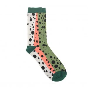 Fish Skin Socks – Rainbow Trout