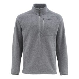 RIVERSHED SWEATER 1/4 ZIP